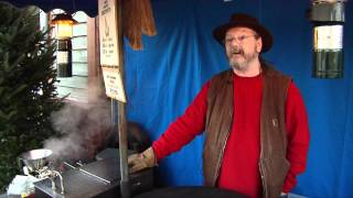 Chestnuts Roasting On An Open Fire on HATV