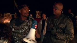 The making of 2Pac feat. Dr. Dre - California Love music video