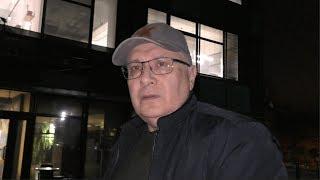 Журналист Ганапольский ночью на парковке о собственнике Прямого канала. Новости Украины