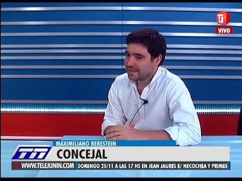 Entrevista Maxi Berestein