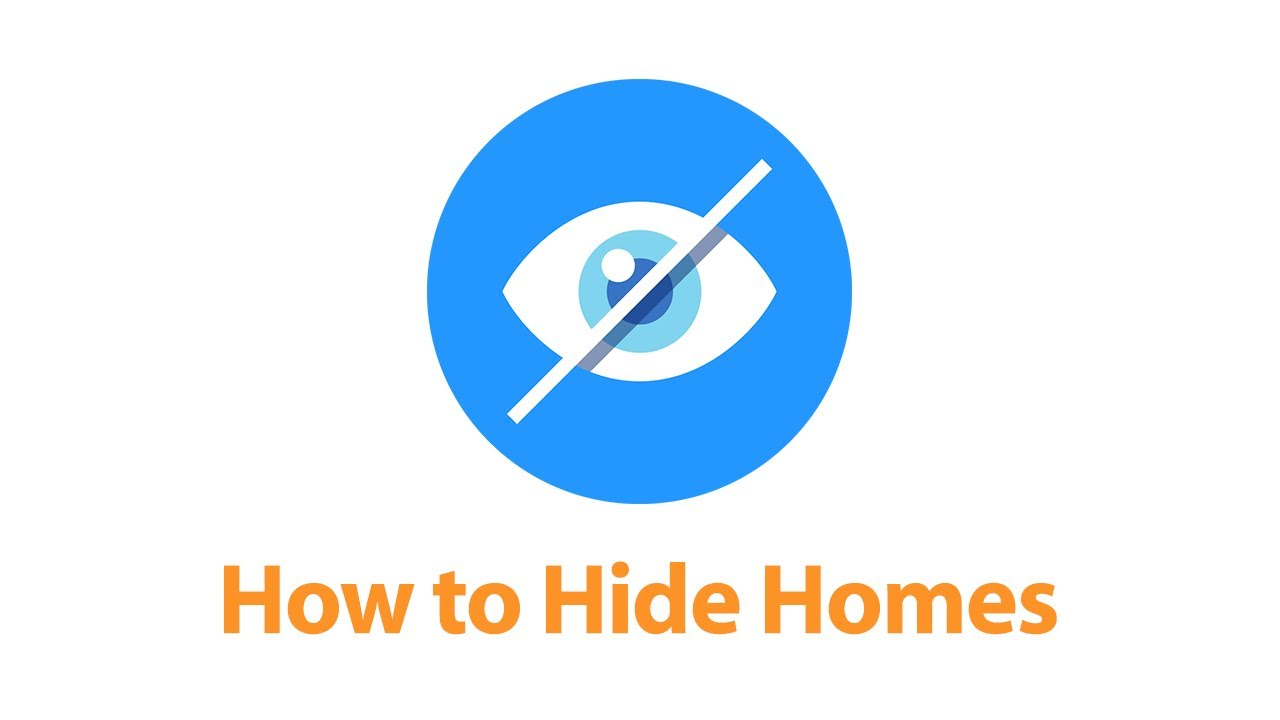 Hide Homes You're Not Interested In