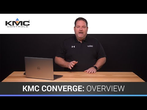 KMC Converge: Overview