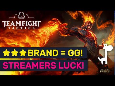 ★★★ BRAND = GG! Deadly Ocean Mage Build! | TFT | Teamfight Tactics