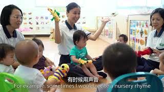Exemplary Infant Educarer Receives Outstanding Early Childhood Educarer Award