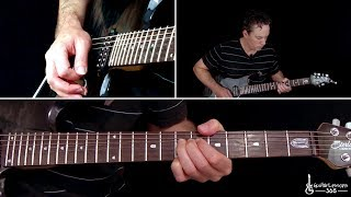 I Believe In A Thing Called Love Guitar Lesson (Solos) - The Darkness