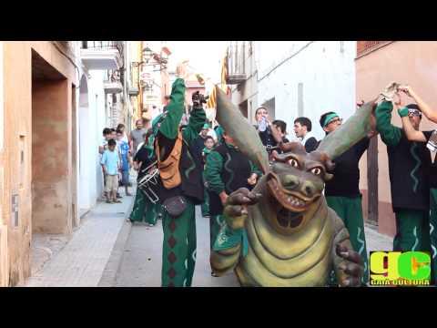 Festa Major Santa Margarita 2013 / La Riera de Gaià / Cultura i Tradiçions