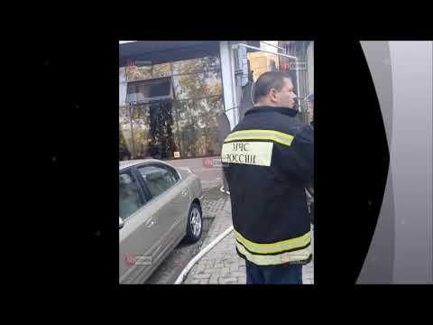 пожар в сочи#В Сочи утром горели две квартиры