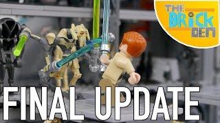 LEGO Utapau MOC- FINAL UPDATE