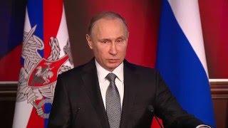 В.Путин: ФСБ НАХОДИТ ячейки ИГИЛ по всей территории  России! (ЧЕРТОВ ИГИЛ ВЕЗДЕ)