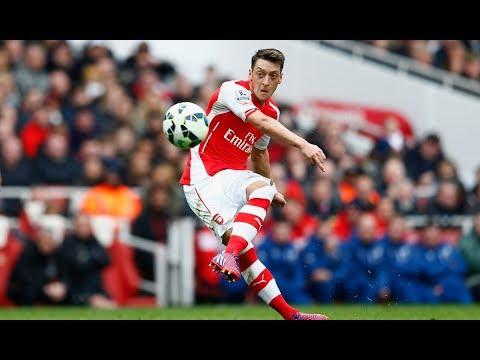 Mesut Özil - The Wizard - Skills & Goals 2017 HD