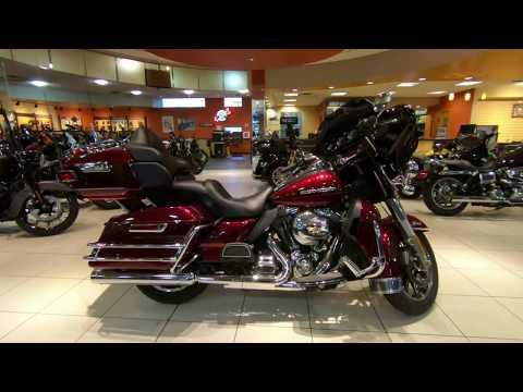 2016 Harley-Davidson Touring FLHTK Ultra Limited