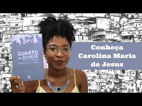 Carolina Maria de Jesus e seu QUARTO DE DESPEJO