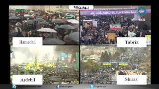 В Иране отметили 40 летие Исламской революции