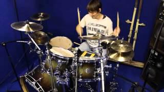 Dagoba - Act 1, Part 2 (Slaventiy drum cover)