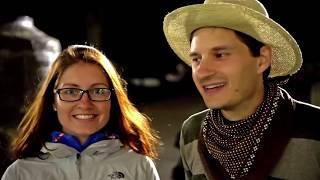 Jan Řepka & Eliška Sýkorová - Slovenská cyklotúra 2017 / DOKUMENT