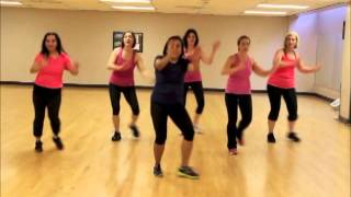 Dance Fitness - VOLVI A NACER by Carlos Vives Remix