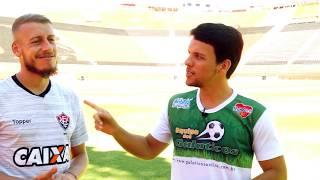 Entrevista com Uillian Correia