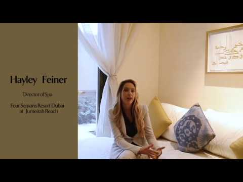 Hayley Feiner, Director of Spa, Four Seasons Resort Dubai at Jumeirah Beach
