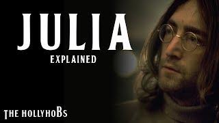 The Beatles - Julia (Explained)