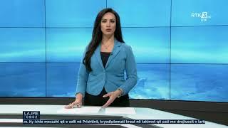 RTK3 Lajmet e orës 09:00 07.05.2021