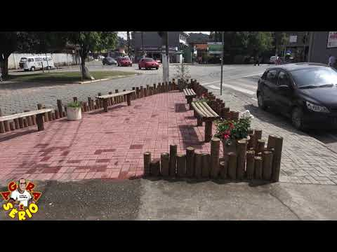 Cantinho da Belezura do governo Ayres Scorsatto projeto adote um Espaço Público