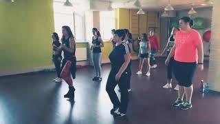 Zumba Fitness  Gue Tienes Tu - Dvicio, Mau Y Ricky, Dvicio Feat. Jesus Reik & Mau Y Reik