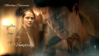 Matthew Clairmont ~ Love Song For A Vampire