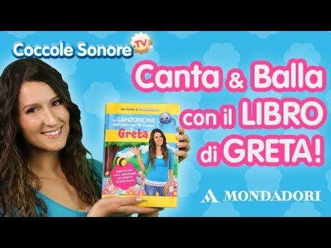Canta e balla con il libro di Greta!