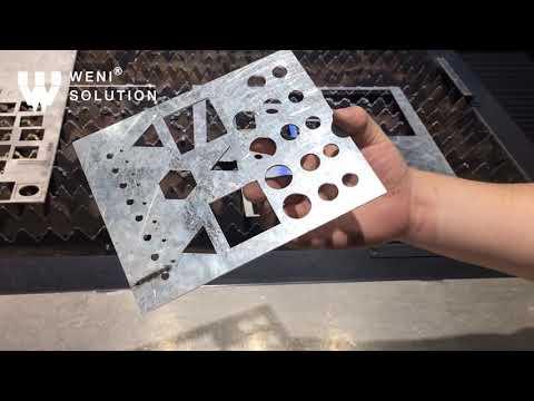 Weni Seria GM lasery fibrowe | Weni fiber lasers GM Series - zdjęcie