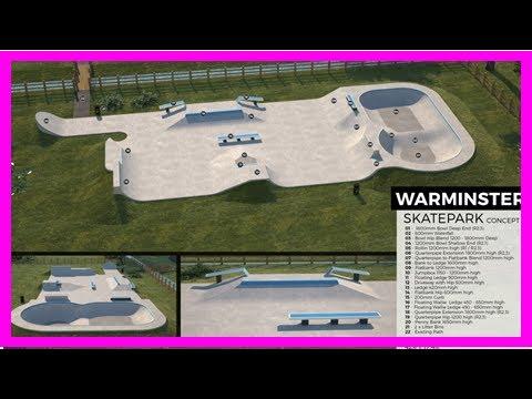 Breaking News | Warminster skate park goal moves step closer after planning approval