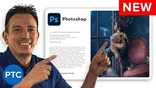 Top 5 NEW Photoshop 2020 Features & Updates Fully EXPLAINED! [June Update]