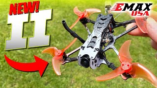 TAKE MY MONEY! - EMAX TINYHAWK II FREESTYLE Beginner Drone - REVIEW & FLIGHTS ????