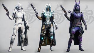 Destiny 2 Hunter Fashion Sets #9