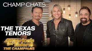 The Texas Tenors Reflect On Their Lives After AGT - America's Got Talent: The Champions thumbnail