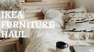 IKEA TRIP & FURNITURE HAUL!