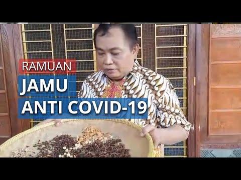 Waketum Gerindra Arief Poyuono Produksi Jamu Anti Covid-19