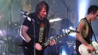 Trivium - 'Drowned and Torn Asunder' live at Manchester Academy, 20 April 2018