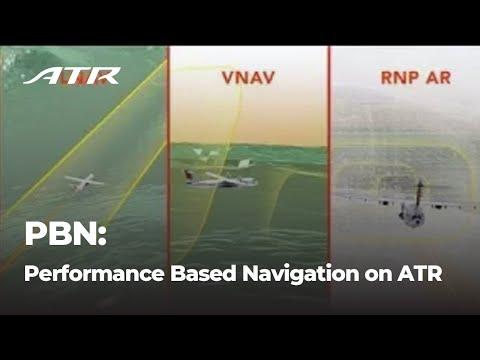 PBN – Performance Based Navigation on ATR