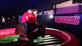 Eroticland 2019 - mehanski bik