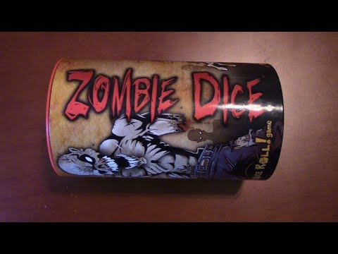 Zombie Dice Review with Strategywizard and Nathan