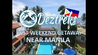 Check This Out! Best Weekend Getaway Near Manila | Deztreks