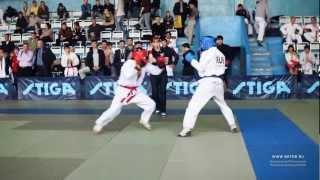 Рукопашный бой Hand-to-hand Fighting