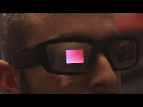 The Blade AR glasses fix Google Glass' big problems