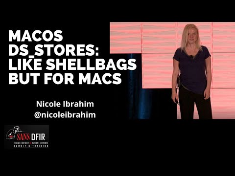 MacOS DS_Stores: Like Shellbags but for Macs - SANS DFIR ...