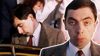 Rollercoaster FUN 🎢 | Funny Clips | Mr Bean Official