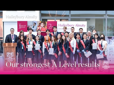 Our Strongest A-Level Results