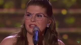 Catie Turner's American Idol Journey 2018