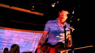 A.A. Bondy - 01.  Down In The Fire (Lost Sea) : Skull & Bones  [Live Prophet Bar 2011]