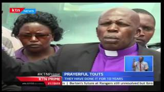 KTN Prime: God's favor lights upon matatu operators in Nanyuki as they start off with prayers daily
