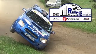 Rally Elektrenai 2018 (Actions/Mistakes).